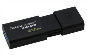 Kingston Data Traveler 100 G3