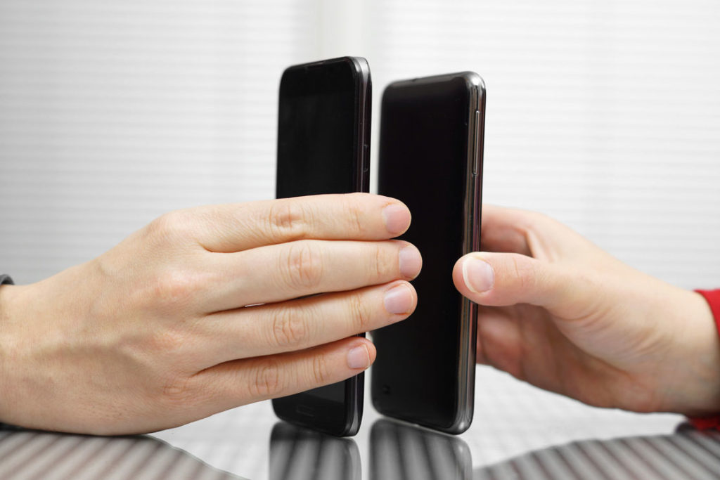 Mengaktifkan NFC HP Android