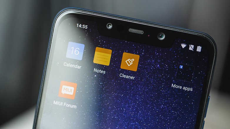 Solusi Screen Bleeding di HP Xiaomi