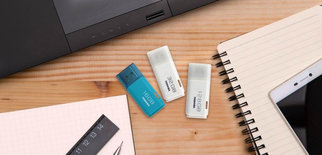 Toshiba USB Flash Drive Trans Memory U202