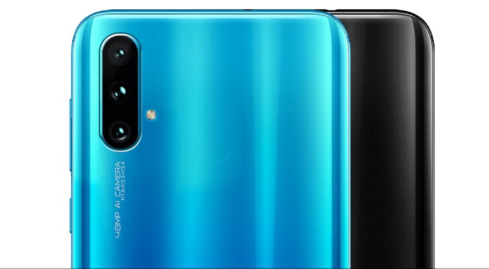 Huawei Nova 5 vs Samsung Galaxy A20e