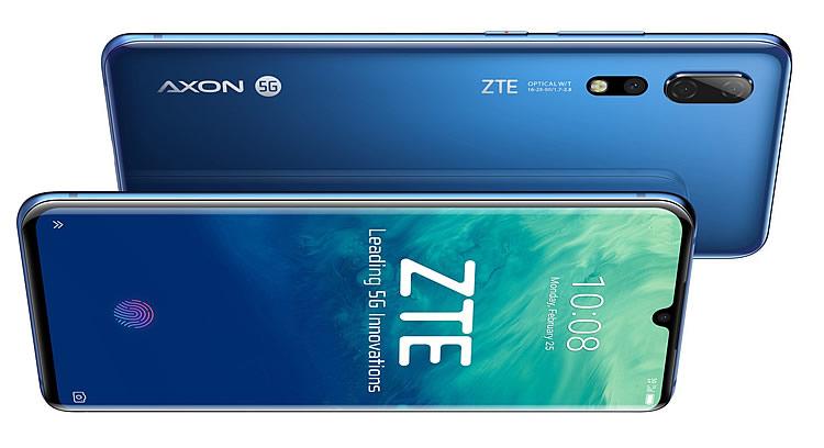 One Plus 7 Pro Vs ZTE Axon 10 Pro